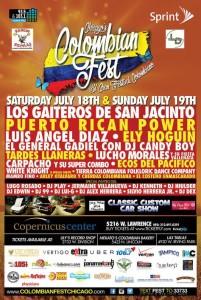 Colombian-Fest 2015