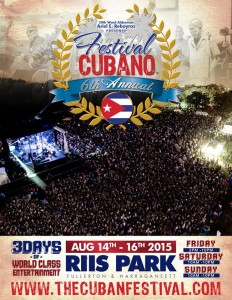 cuban fest logo