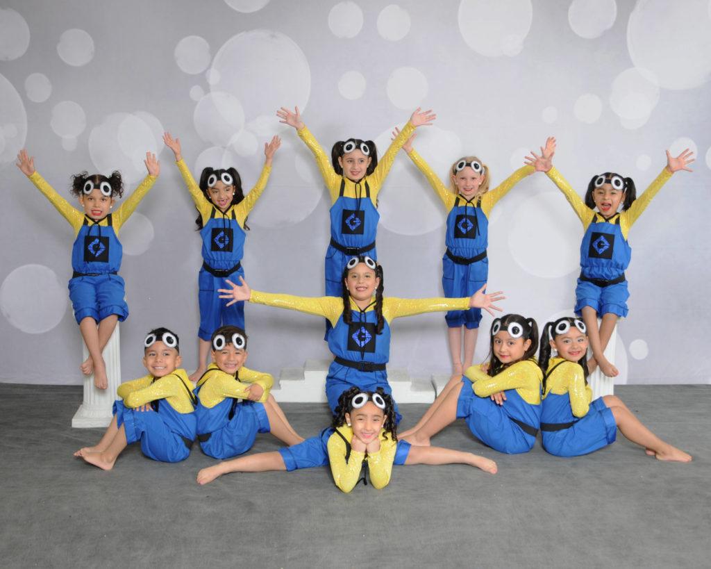 Dancing Minions