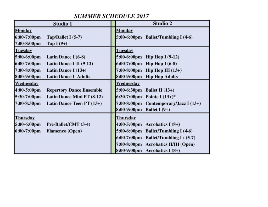 Summer Schedule 2017-page-001